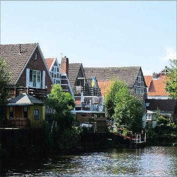 Die Otterndorfer Natur & Landschaft erkunden