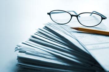 Steuererklärung für juristische Personen