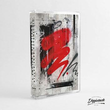 Digginsack Beat Battel Vol. 4 Cassette