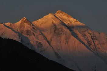 カラコルムの門番(パキスタン、カリマバード) (全紙)
