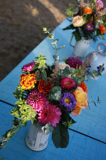 Composition florale évènementiel, Nantes