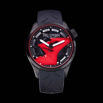Triumph Daytona 675 wrist watch