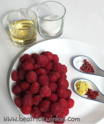 Beatrice Winkel - Raspberry Pepper Ketchup