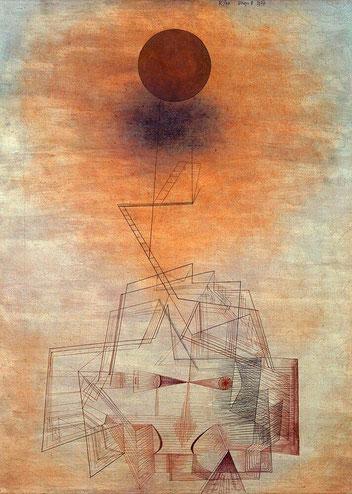 """Paul Klee, """"Il limiti dell'intelletto"""" (1927)"""