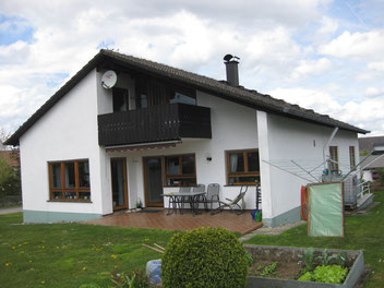 Umbau Wohngebäude