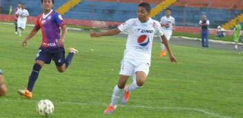 Alexander Garcia - Futbolista