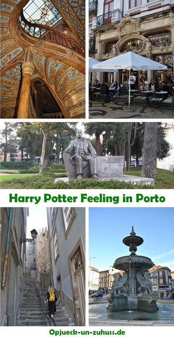 Harry Potter Feeling in Porto