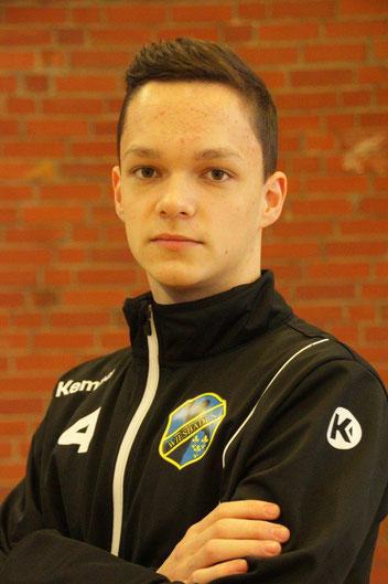 Max Schäfer HSG VfR/Eintracht Wiesbaden B-Jugend