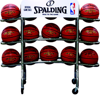 Ball Truck, Spalding Training Aids