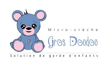 Mascotte Crèche Gros Doudou