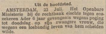Nieuwsblad van het Noorden 24-07-1907