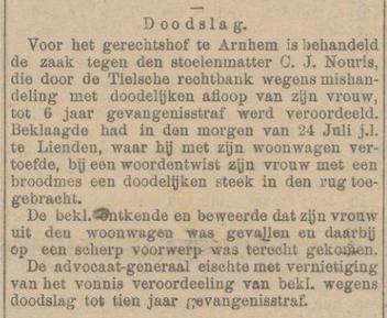 Nieuwe Veendammer courant 05-12-1911