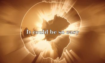 """Heute ist unser neues Video zum Song """"It could be so easy"""" erschienen."""