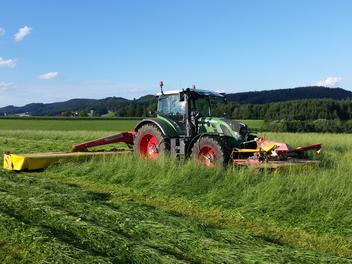 TerraCare Reifendruckregelanlage Traktor