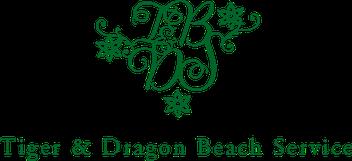 101 沖縄/タイガー&ドラゴンビーチサービス・ロゴマーク