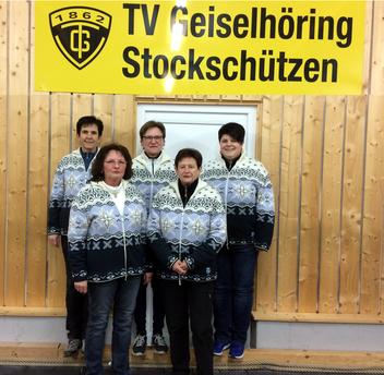 Aufsteiger 2. Bundesliga - TV Geiselhöring