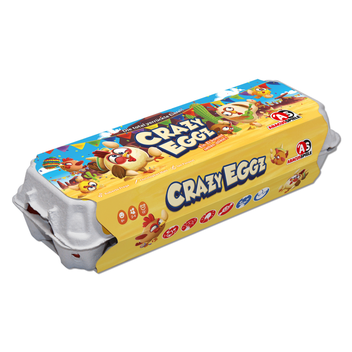 Crazy Eggz - Spielschachtel