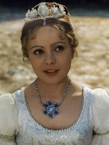 Libuše Šafránková als Aschenbrödel