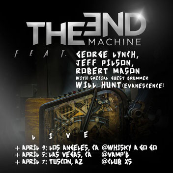 The End Machine, new video, Leap of Faith, tour, Rockers And Other Animals, Rock News, Rock Magazine, Rock Webzine