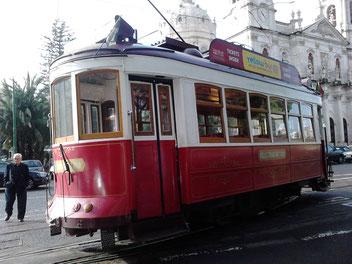 """Electrico"" in Lissabon"