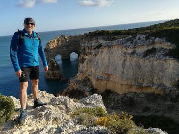 Felsenküste der Algarve