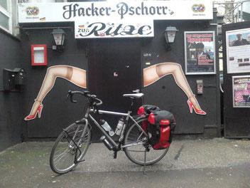 Per Rad auf St. Pauli
