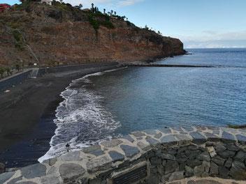 Mein Schwimmstrand auf La Gomera