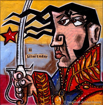Simón Bolívar- El Libertador