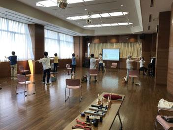 どれみLABO 音楽健康サロン 音楽療法 介護予防 健康促進 江東区