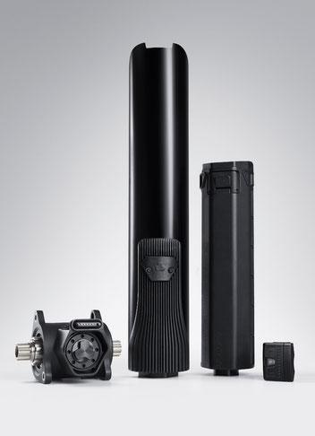 Besonders leicht, kompakt und integrierbar - Fazua Evation die e-MTB Antriebseinheit