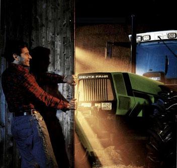 Deutz- Fahr Traktor Getriebe