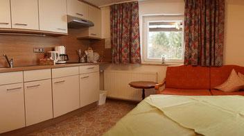 Schlafzimmer Ferienwohnung 18