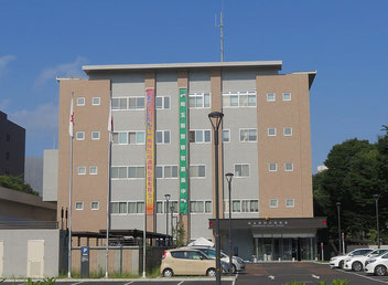 所沢警察署の外観