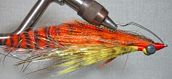 Clouser Half and Half with snag guard