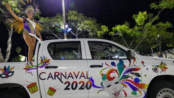 Carnaval in Salto