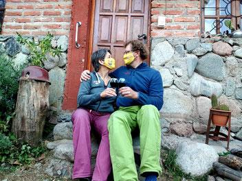 4 Monate Quarantäne in Chilecito