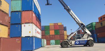 Containerterminal Montevideo