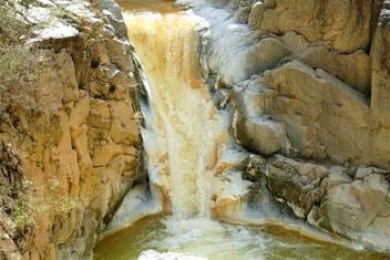 Quebrada del Agua Negra