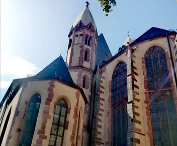 église St Leonhard Francfort