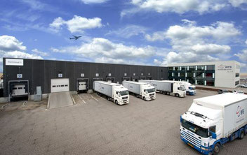 Handling agent WFS can add 4,200 m² to its CPH floor space /  source: WFS