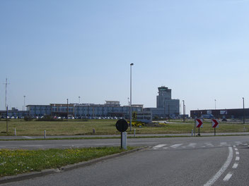 Oostende Airport  - company courtesy