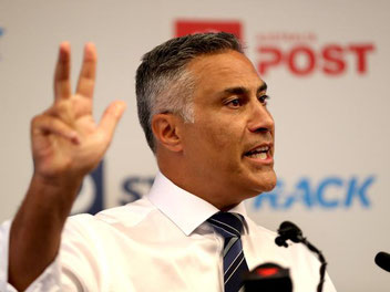 Ahmed Fahour quits Australia Post