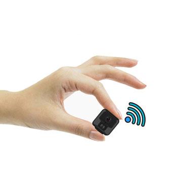 CPIRSP20  Mini camara, con wifi, graba video audio y tiene visión nocturna