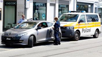Polizei Führerschein Kontrolle Alkohol MPU Beratung