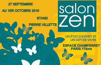 Salon Zen 2018  Paris 17