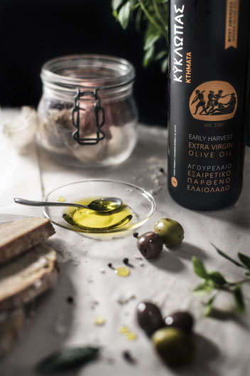 Kyklopas Greek olive oil