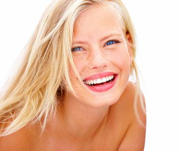 Schöne Zähne - schönes Lächeln - schöner Mensch! Dank Individualprophylaxe!