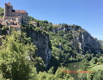 トゥールーズ発サンシルラポピー フランスの美しい村プライベートツアー