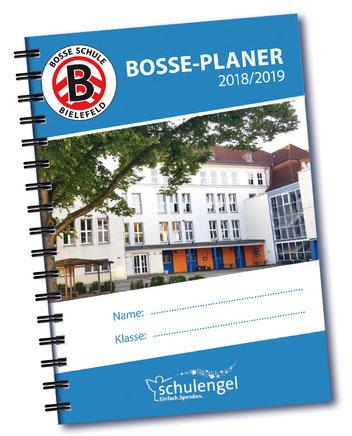 Bosse - Schul - Planer der Bosse Schule Bielefeld - Städtische Realschule mit offenem Ganztag