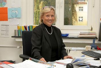 Schulleiterin der Bosse Schule Bielefeld - Städtische Realschule mit offenem Ganztag